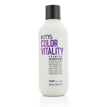 KMS California 加州KMS 漾色洗髮精(護色和恢復光澤) Color Vitality Shampoo 300ml/10.1oz - 護色洗髮精