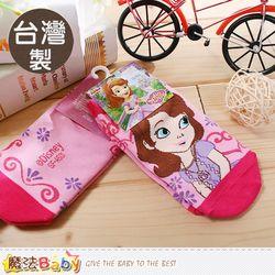 女童襪(2雙一組) 台灣製蘇菲亞公主正版直版襪 魔法Baby~k50511