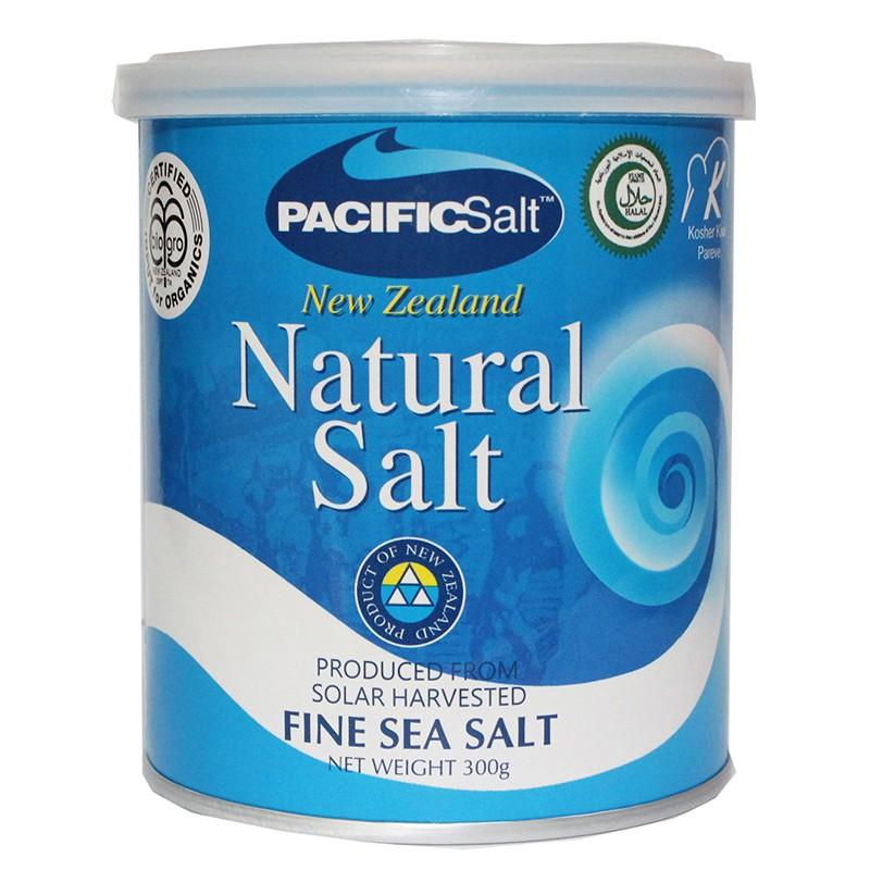 Royal Chef 紐西蘭日曬天然海鹽300g 現貨 蝦皮直送