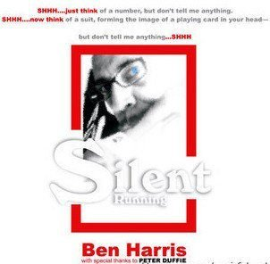 【天天魔法】【H308】(中文翻譯) Silent Running by Ben Harris(任意想一張牌)
