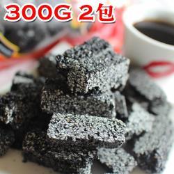 尊品堂~黑芝麻酥糖(300g 共2包)