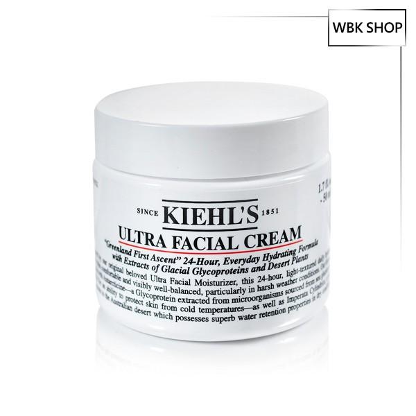 Kiehls 契爾氏 冰河醣蛋白保濕霜 50ml - WBK SHOP