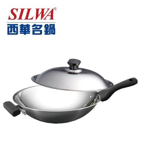 西華 傳家寶316複合金炒鍋 37cm 型號ASW-HT37