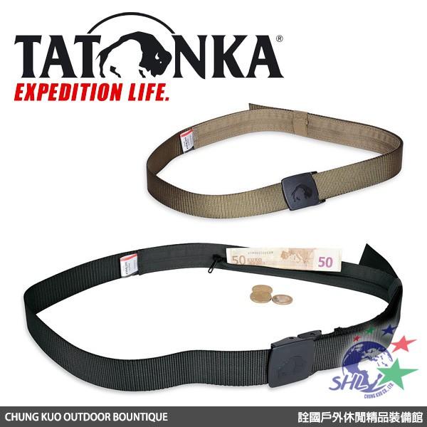 Tatonka Travel Waistbelt 藏錢腰帶 / 兩色可選 / TTK2863 【詮國】
