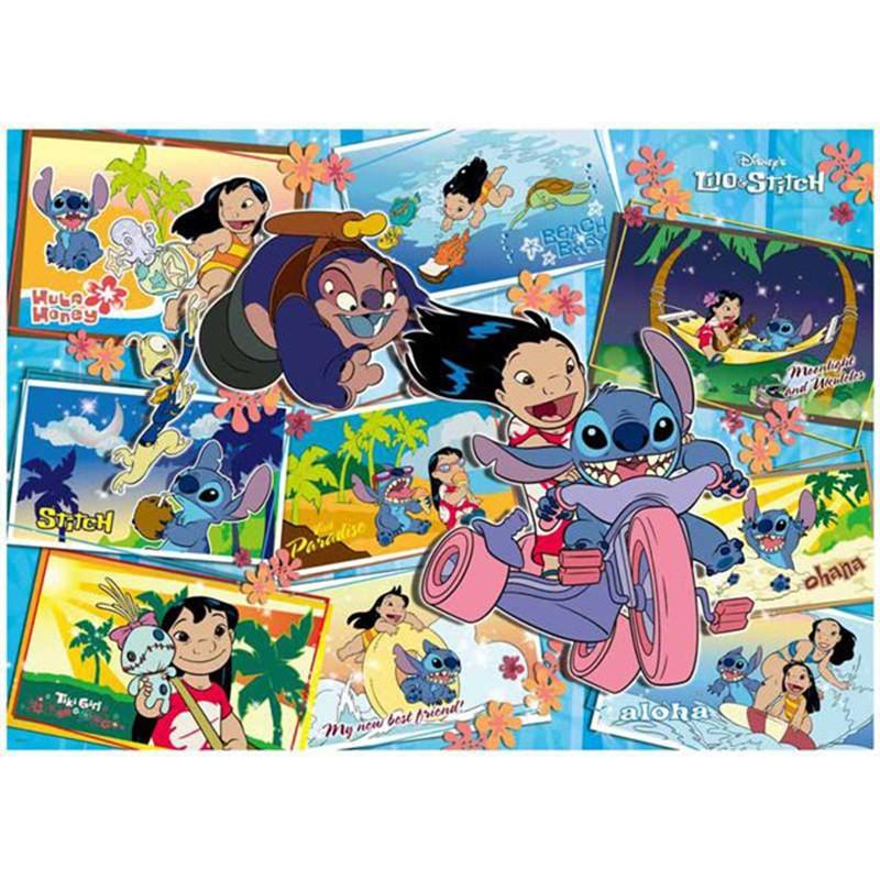 Stitch星際寶貝的回憶拼圖1600片