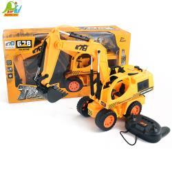 Playful Toys 頑玩具 線控挖土機8030