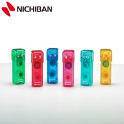 日本NICHIBAN印章式雙面膠TN-TEI按壓式豆豆貼tenori ichioshi攜帶式雙面膠