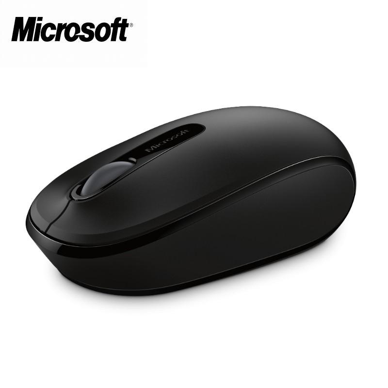 Microsoft 微軟 1850 USB 無線滑鼠 黑色 三年有限瑕疵責任擔保