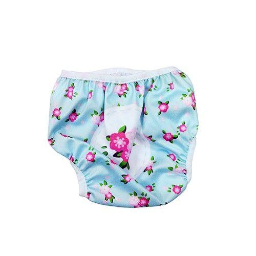 Swimava - S1嬰兒游泳尿褲-小花朵朵 (8-14kg)