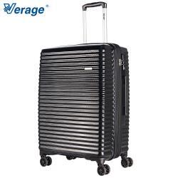 Verage 維麗杰 24吋時尚瑰麗系列行李箱(黑)