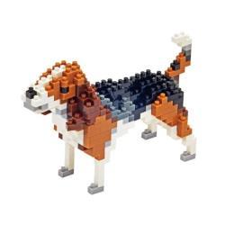 【Tico微型積木】動物狗系列-米格魯 T-9402