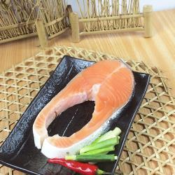 好神 深海智利輪切鮭魚片6片(220g/片)