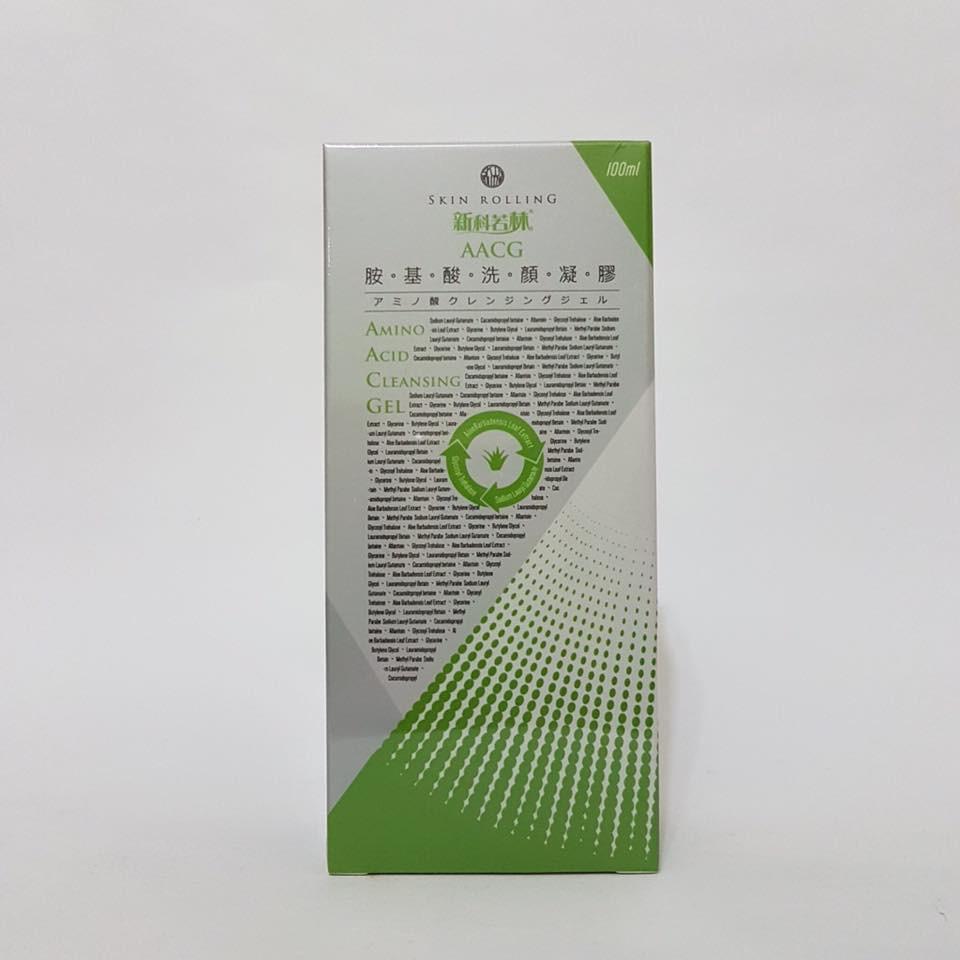 新科若林/蒙娜麗莎胺基酸洗顏凝膠100ml
