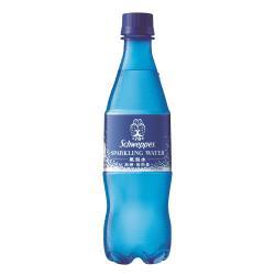 舒味思 氣泡水寶特瓶 500ml x24入