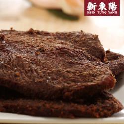 任-新東陽 黑胡椒牛肉乾230g x1入