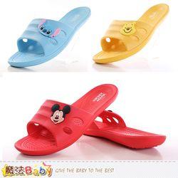 迪士尼授權正版室內拖鞋~ss001