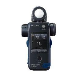 SEKONIC L-858D無線觸發測光表