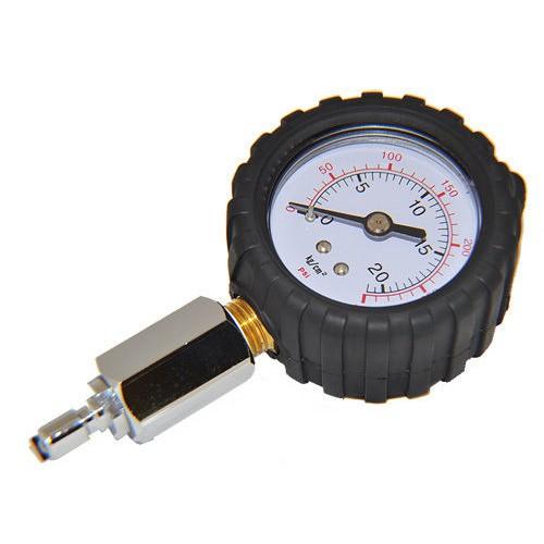 潛水 中壓量壓錶(錶面大) 浮潛 深潛
