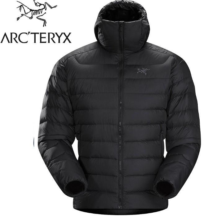 Arcteryx 始祖鳥 Thorium AR 羽絨外套/羽絨衣 750FP立體複合結構 男款 17231 黑色