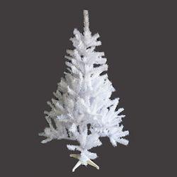 台製豪華型3尺/3呎(90cm)夢幻白色聖誕樹 裸樹(不含飾品不含燈)