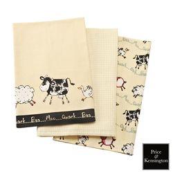 【PK】農場系列桌巾3件組