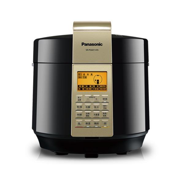 Panasonic 國際牌 6L電氣壓力鍋 SR-PG601 **免運費**