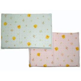 黃色小鴨 嬰幼兒健康乳膠枕+枕套1入【佳兒園婦幼館】
