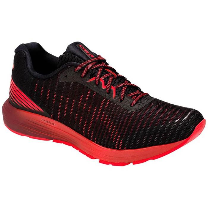 ASICS 18FW 輕量 男慢跑鞋 DynaFlyte 3系列 D楦 1011A002-002 贈腿套