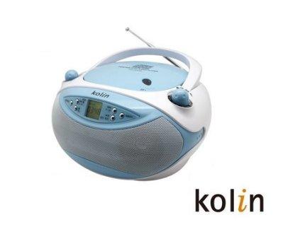 KOLIN歌林 手提CD音響 KCD-WDC18