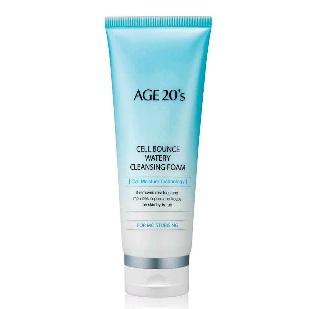 AGE20's逆齡賦活保濕潔顏乳150G