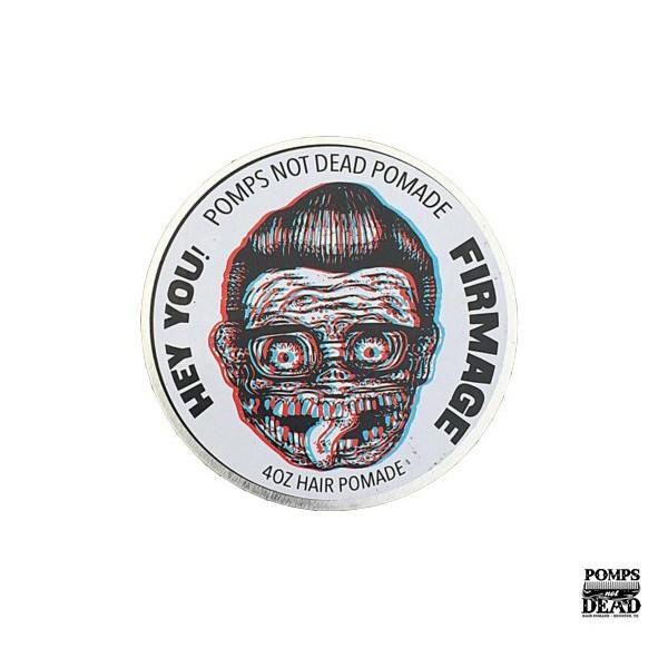 來自休士頓的髮油廠牌Pomps Not Dead專門於自家廠房手工製造高品質油性髮油,品牌深受復古電影、鄉村搖滾及Old School滑板文化影響,不定期推出各式限量設計包裝獲眾多玩家級消費者收藏,日