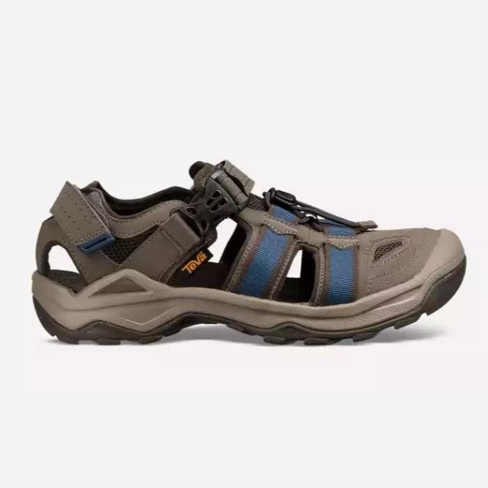 暢銷旗艦款Teva Omnium 2戶外謢趾水陸運動涼鞋 ~ TV1019180BNGC 藍橄欖綠~