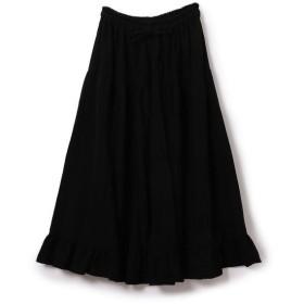 SHIPS for women / シップスウィメン unique batik:RUFFLE SISTERスカート