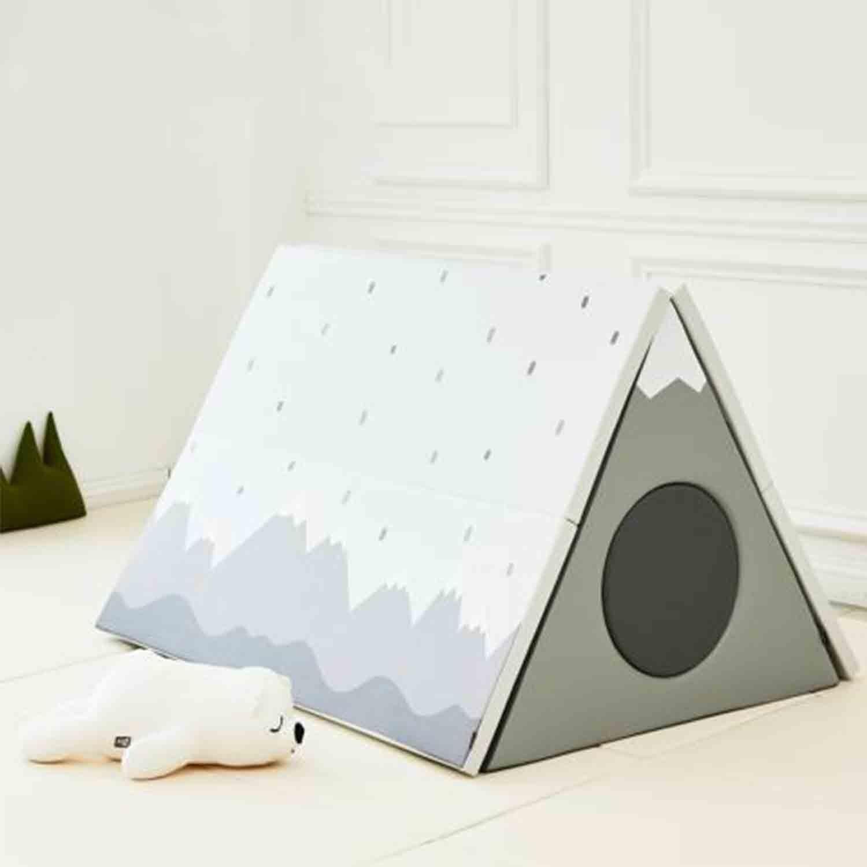 Alzipmat - 小屋帳篷 遊戲墊地墊-北歐小山