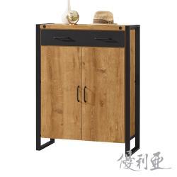 【優利亞-布萊梅】3尺鞋櫃