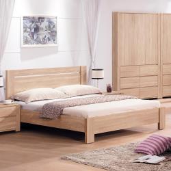 Boden-伊德5尺北歐風雙人床架(不含床墊)