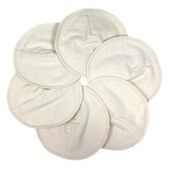 瑞典ImseVimse-有 機法蘭棉絨哺乳護墊(6片/12cm)
