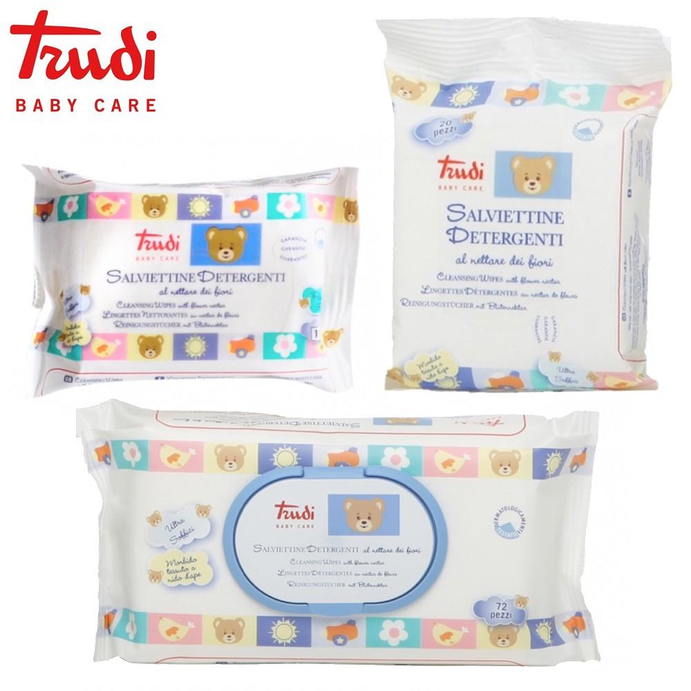 Trudi Baby Care 義大利-寶貝 純蜜 濕紙巾【YODEE優迪嚴選】