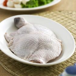 【天和鮮物】海藻雞-去骨雞腿(350g/支/包)
