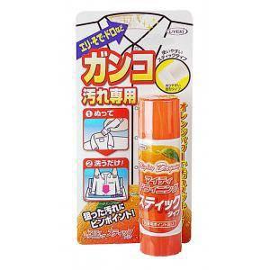 UYEKI 柑橘系列 -衣領專用清潔棒 35g 【樂購RAGO】 日本製