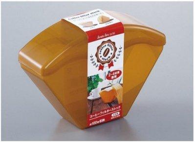 晴天咖啡☼ 濾紙盒  日本SANADA咖啡濾紙收納盒 手沖咖啡。 kalita 101、102、HARIO 01皆可用