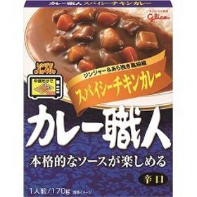 カレー職人 スパイシーチキンカレー 辛口(170g)[レトルトカレー]