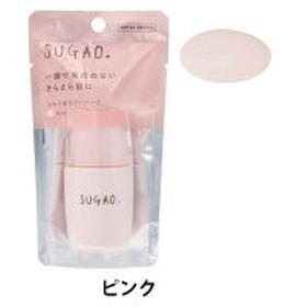 【2019年新発売】 SUGAO(スガオ) シルク感カラーベース ピンク 20ml SPF20/PA+++ ロート製薬