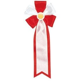 ササガワ タカ印 38-250 記章 大五方 赤白 50個