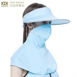 【HOII后益】HOII后益 蒙面俠 ★藍光(UPF50+抗UV防曬涼感先進光學機能布)