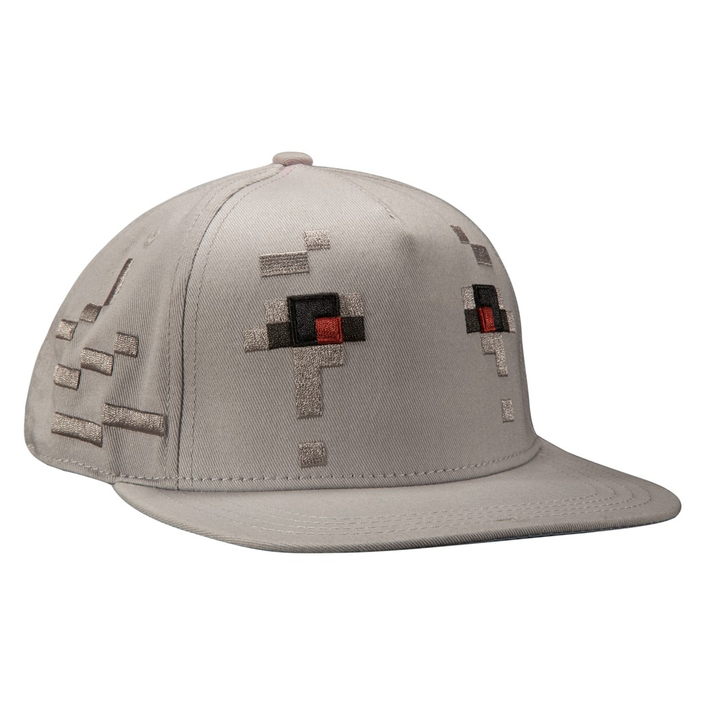Minecraft 我的世界 麥塊 當個創世神 地獄幽靈 帽子 潮帽 棒球帽 [美國公司貨] [現貨]