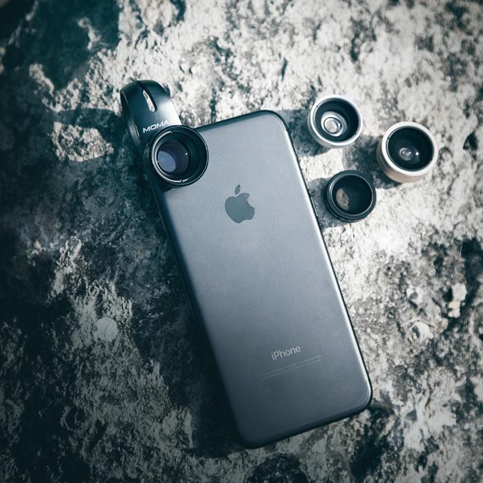 【MOMAX原廠】 X-Lens 鏡頭組合 自拍神器