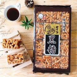 【味覺生機】-黑糖沙琪瑪400g/包