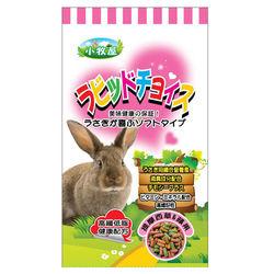 【小牧屋】提摩西草-蘋果口味 兔飼料 3公斤 X 1包