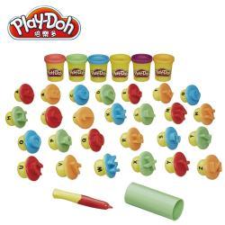 Play-Doh培樂多-英文字母學習遊戲組